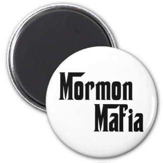 Mormon Mafia Refrigerator Magnets