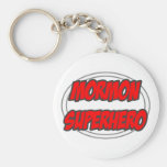 Mormon Superhero Key Chains