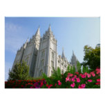 Mormon Temple Posters