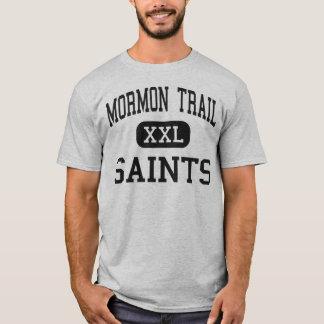 Mormon Trail - Saints - Community - Garden Grove T-Shirt