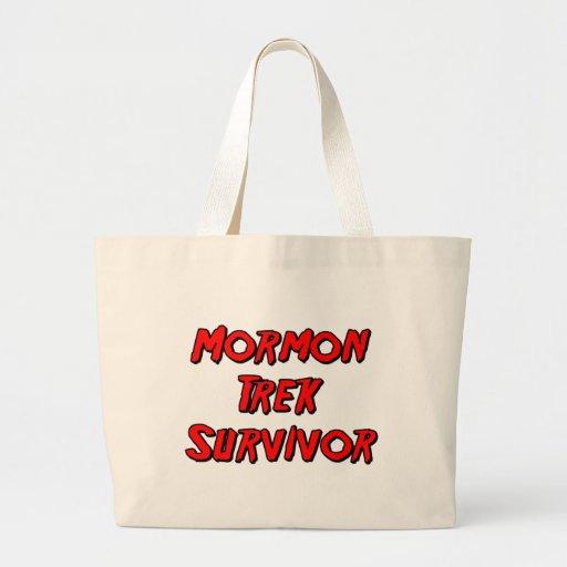Mormon Trek Survivor Bags