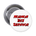Mormon Trek Survivor Button