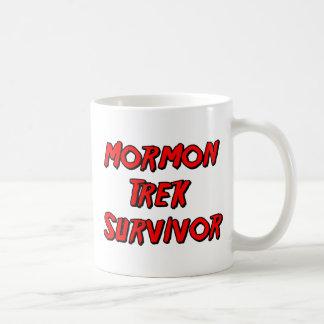 Mormon Trek Survivor Coffee Mug