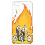 Mormones en el caso de Iphone 4s del fuego