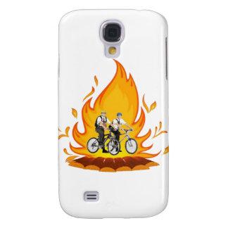 Mormones en mercancía del fuego