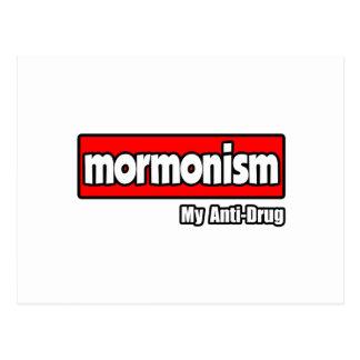 Mormonism...My Anti-Drug Postcards