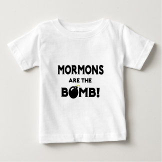 Mormons Are The Bomb! Baby T-Shirt