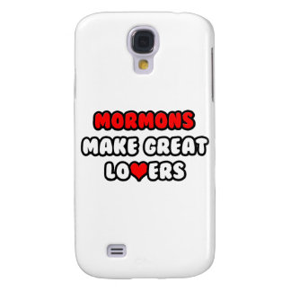 Mormons Make Great Lovers Samsung Galaxy S4 Cases