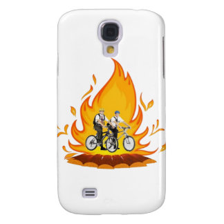 Mormons On Fire Merchandise Galaxy S4 Cover