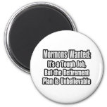 Mormons Wanted... Magnets