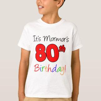 Mormor's
