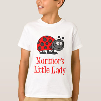 Mormor's Little Lady T-Shirt