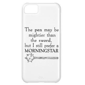 Mornigstar iPhone 5C Cases