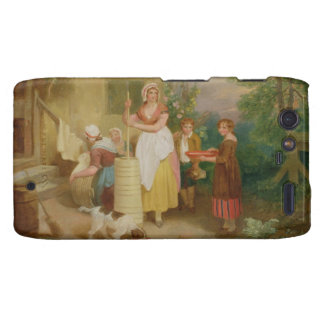 Morning, 1799 (oil on canvas) droid RAZR covers