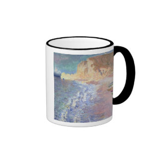 Morning at Etretat, 1883 (oil on canvas) Mugs