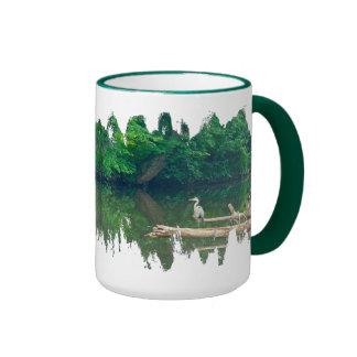 Morning at the Creek Ringer Mug