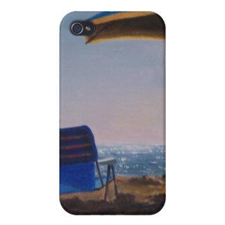 Morning Beach iPhone 4 Case