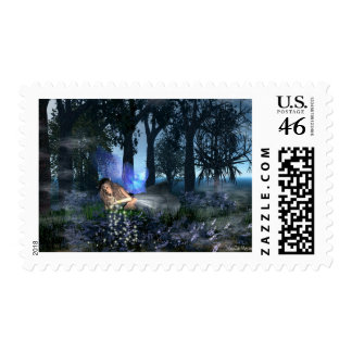 Morning Blessings Fairy Postage