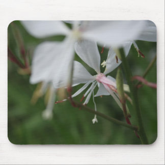 Morning Blur - Floral Photography Mouse Pad