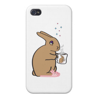 MORNING BUNNY CASES FOR iPhone 4