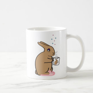 MORNING BUNNY COFFEE MUG