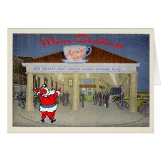 Morning Call Christmas Card