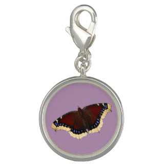 Morning cloak butterfly design charms