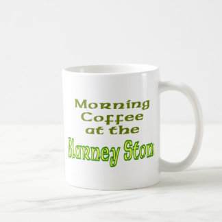 Morning Coffee at The Blarney Stone Coffee Mug