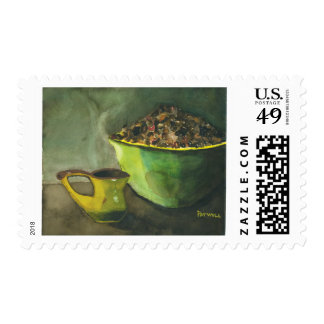 Morning Coffee by Paula Atwell Postage