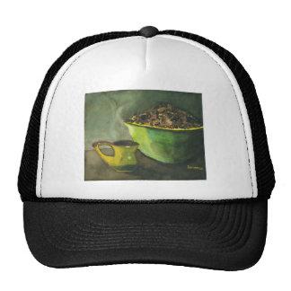 Morning Coffee by Paula Atwell Trucker Hat