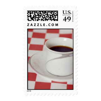 Morning Coffee  Postage Stamps