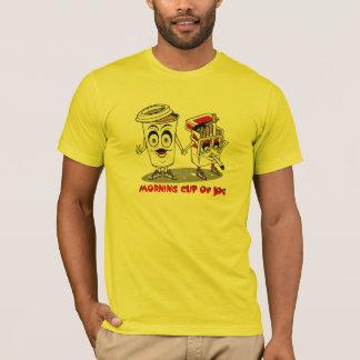 Morning Cup of Joe Youtube Picker Live Talk Show T-Shirt