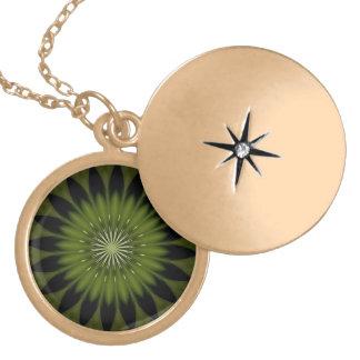 Morning Dew - Kaleidoscope - necklace