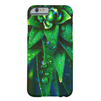 Morning Dew On Plant Barely There iPhone 6 Case