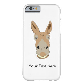 Morning Donkey with a Smile Barely There iPhone 6 Case