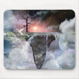 Morning Doves Mouse Pad