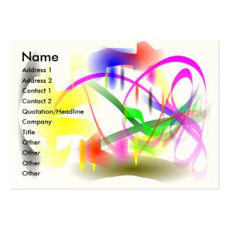 morning dream, 2011 CALENDAR Business Cards