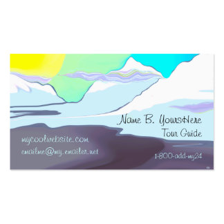 Morning Dream Business Card