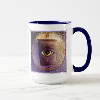 Morning Eudaemonia in a Cup - Coffee Mug