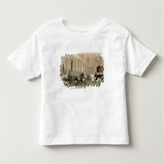 Morning Exercise in the Hofreitschule Toddler T-shirt