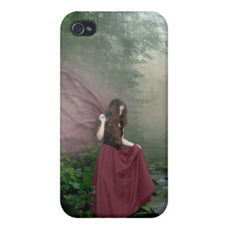 Morning Fairy iPhone 4 Covers