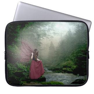 Morning Fairy Laptop Sleeve