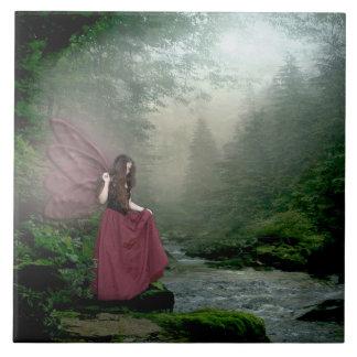 Morning Fairy Tile