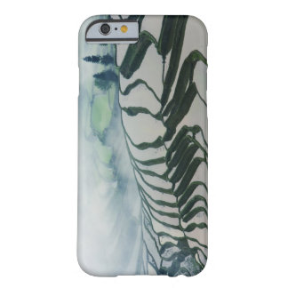Morning Fog Above Rice Fields Barely There iPhone 6 Case