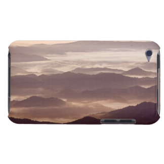 Morning fog in the southern Appalachian iPod Touch Case-Mate Case