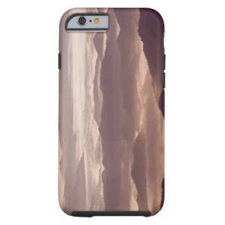 Morning fog in the southern Appalachian Tough iPhone 6 Case
