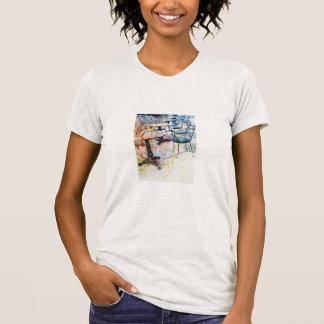 Morning french cafe art T-Shirt