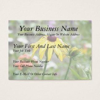 Morning Garden - Black Eyed Susan Business Card