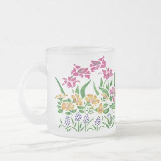 Morning Garden Coffee Mugs