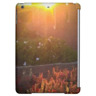 Morning Garden Walk Case For iPad Air